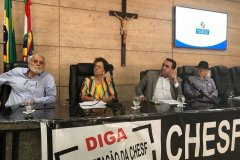 Audiência Pública na Câmara Municipal de Caruaru 30.10.17