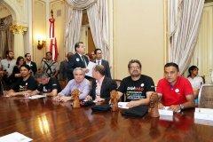 Reunião com o Governador de Pernambuco  sobre o projeto de Privatização da Chesf 02.10.17